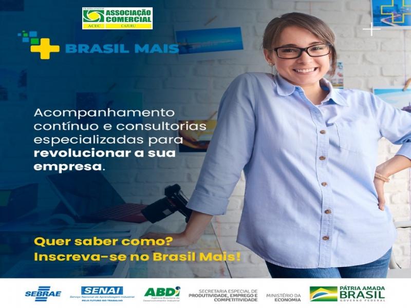 Brasil Mais - Partiipe!