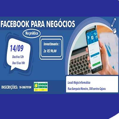 Curso Facebook para Negócio