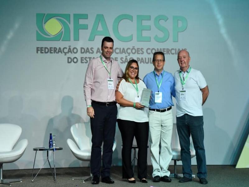 ACEC ganha o prêmio AC Mais 2019