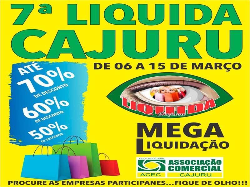 7º Liquida Cajuru