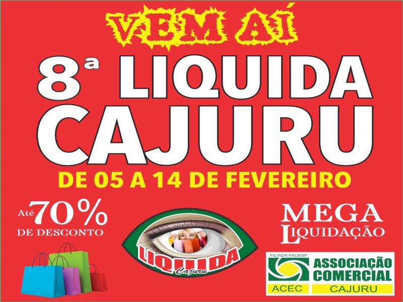 8º Liquida Cajuru