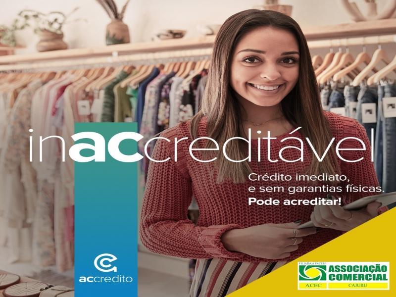 Accredito - Crédito para Associados